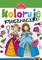 Koloruję Księżniczki -  | mała okładka
