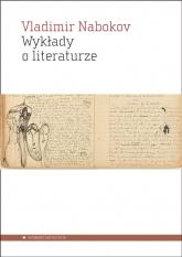 Wykłady o literaturze - Vladimir Nabokov | mała okładka