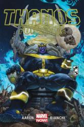 Thanos Thanos powstaje Tom 1 - Aaron Jason, Bianchi Simone   mała okładka