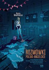 Rozmówki polsko-angielskie - Agata Wawryniuk | mała okładka