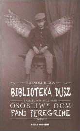 Biblioteka dusz - Ransom Riggs | mała okładka