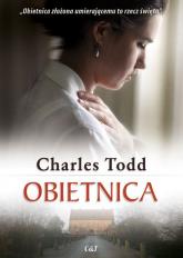 Obietnica - Charles Todd   mała okładka