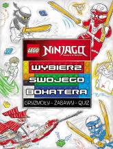 Lego Ninjago Wybierz swojego bohatera -  | mała okładka