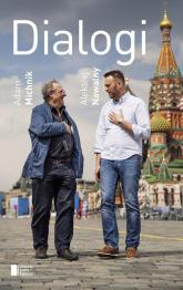 Dialogi - Michnik Adam, Nawalny Aleksiej   mała okładka