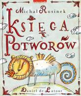 Księga Potworów - Michał Rusinek | mała okładka