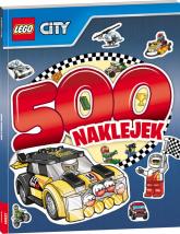 Lego City 500 naklejek -  | mała okładka