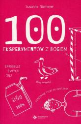 100 eksperymentów z Bogiem - Susanne Niemeyer | mała okładka