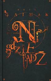 Nigdziebądź - Neil Gaiman | mała okładka