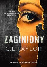 Zaginiony - C.L. Taylor | mała okładka