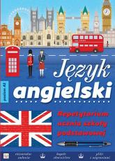 Język angielski Repetytorium ucznia szkoły podstawowej -  | mała okładka