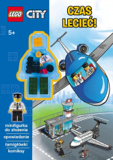 Lego City Czas lecieć! -  | mała okładka