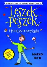 Leszek Peszek i przepyszne przekąski - Kitti Marko | mała okładka
