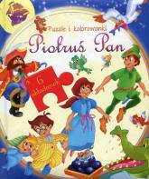 Piotruś Pan Puzzle i kolorowanki -  | mała okładka
