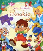Pinokio Puzzle i kolorowanki -  | mała okładka