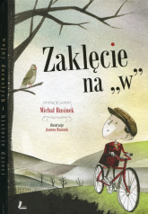 Zaklęcie na W - Michał Rusinek | mała okładka