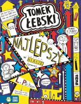 Tomek Łebski najlepszy w klasie prawie Tom 9 - Liz Pichon | mała okładka