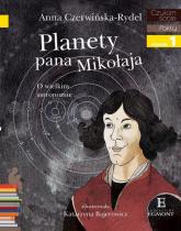 Planety pana Mikołaja - Anna Czerwińska-Rydel | mała okładka