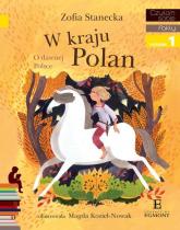 W kraju Polan O dawnej Polsce - Zofia Stanecka | mała okładka