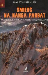 Śmierć na Nanga Parbat - Kienlin von Max | mała okładka