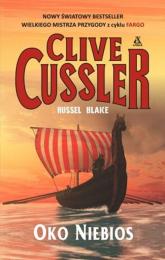 Oko Niebios - Clive Cussler | mała okładka