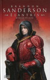 Elantris wydanie specjalne - Brandon Sanderson | mała okładka