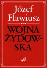 Wojna żydowska - Józef Flawiusz | mała okładka