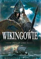 Wikingowie Wojownicy Północy - Philip Line | mała okładka