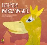 Legendy warszawskie - Marta Dobrowolska-Kierył | mała okładka