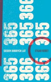 Siedem dobrych lat - Etgar Keret | mała okładka