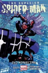 The Superior Spider-Man: Zło konieczne Tom 5 - Dan Slott | mała okładka