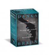 Nie zabijaj mnie, kochanie / Zabójczy urok blondynki / Krwawy medalion Pakiet - Danka Braun | mała okładka