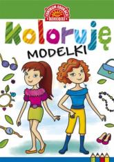 Koloruję Modelki -  | mała okładka