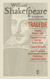 Tragedie - Wiliam Shakespeare | mała okładka
