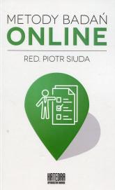 Metody badań online -  | mała okładka