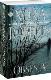 Obsesja - Nora Roberts | mała okładka