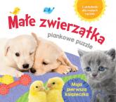 Małe zwierzątka Piankowe puzzle -  | mała okładka