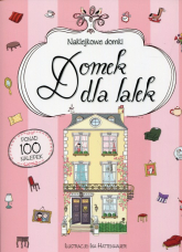 Naklejkowe domki Domek dla lalek -  | mała okładka