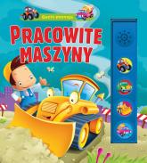 Gucio poznaje pracowite maszyny - Urszula Kozłowska | mała okładka