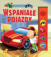 Gucio poznaje wspaniałe pojazdy - Urszula Kozłowska | mała okładka
