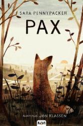 Pax - Sara Pennypacker | mała okładka
