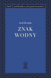 Znak wodny - Josif Brodski | mała okładka