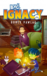 Być jak Ignacy - Romek Pawlak | mała okładka