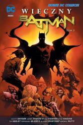 Wieczny Batman Tom 3 - Snyder Scott, Tynion James | mała okładka
