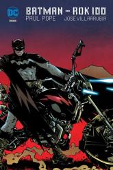 Batman Rok setny i inne opowiadania - Paul Pope | mała okładka