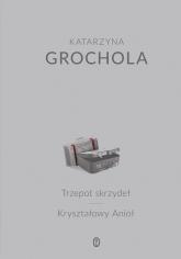 Trzepot skrzydeł Kryształowy Anioł - Katarzyna Grochola | mała okładka