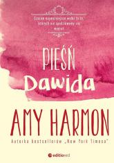 Pieśń Dawida - Amy Harmon | mała okładka