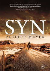 Syn - Philipp Meyer | mała okładka