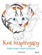 Kot inspirujący Połącz kropki, znajdź szczegóły - Christina Rose | mała okładka