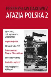 Afazja polska 2 - Przemysław Dakowicz   mała okładka
