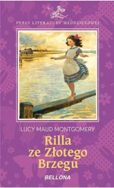 Rilla ze Złotego Brzegu - Montgomery Lucy Maud   mała okładka
